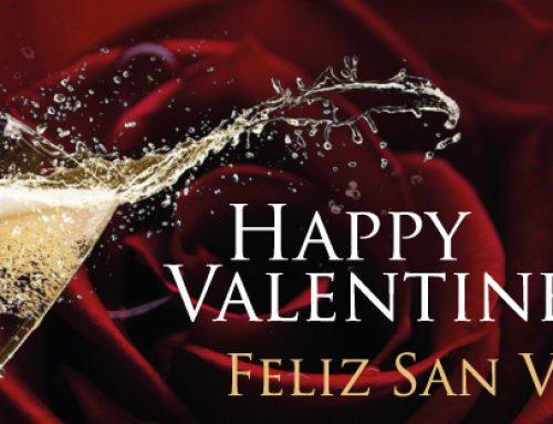 Los Bandidos celebra San Valentín con Champagne y Rosas