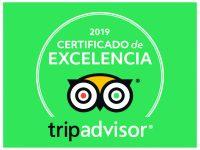 Los Bandidos consigue un nuevo Certificado de Excelencia de Trip Advisor