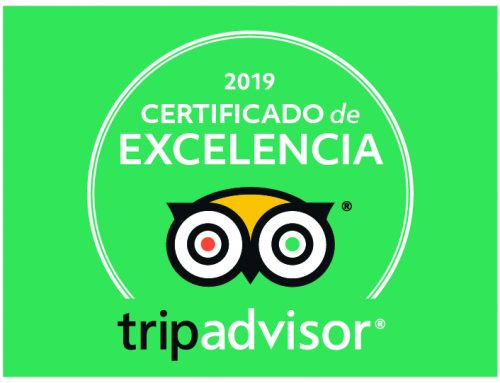 Los Bandidos obtains a new Certificate of Excellence from Trip Advisor